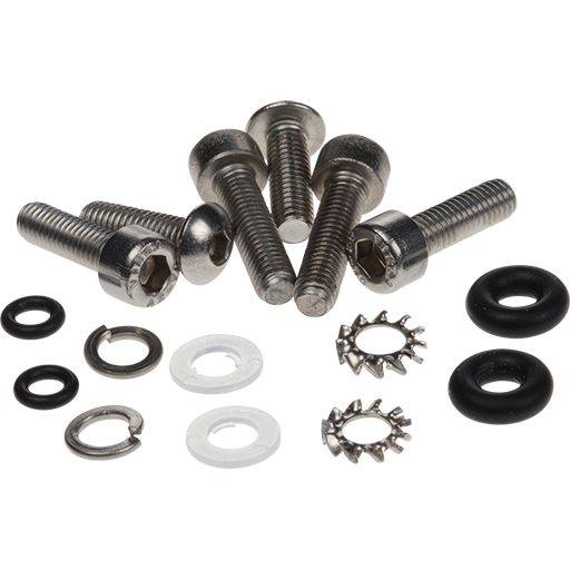 AXIS Q8631-E/Q8632-E/Q8665-E/-LE Screw Kit