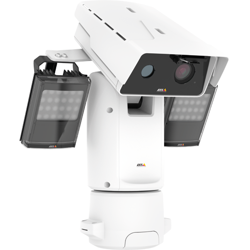 AXIS Q8741-LE Bispectral PTZ Network Camera