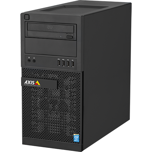 AXIS Camera Station S9001 Desktop Terminal