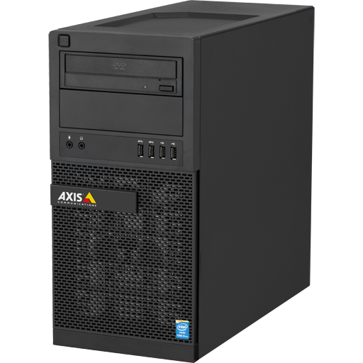 AXIS Camera Station S9002 Desktop Terminal