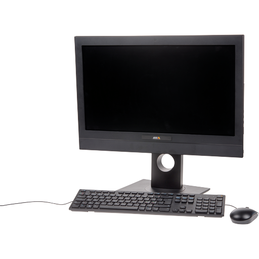 Terminal Desktop AXIS Camera Station S9201