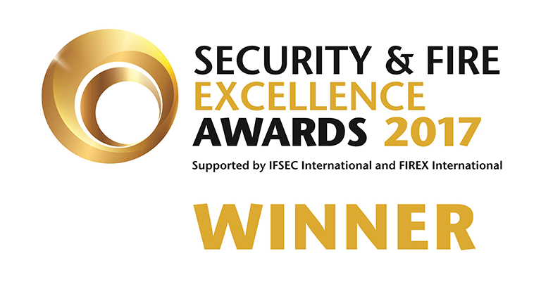 Security fire excellence award
