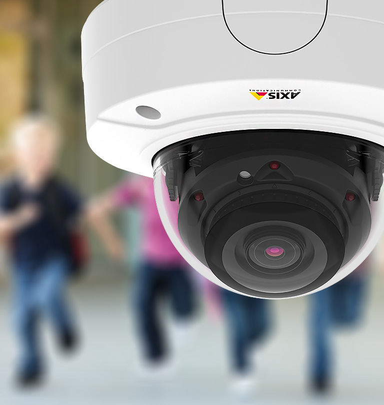 AXIS P3228-LV Network Camera