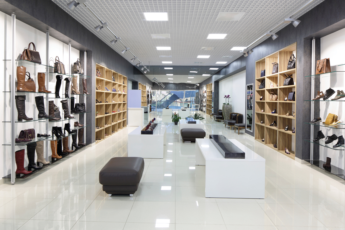 Axis p1254 network camera axis communications for Interior design for shoes shop