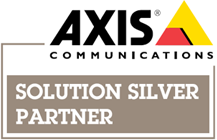Axis relationship logotype - solution silver partner