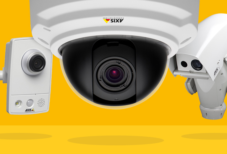 End to end solutions. AXIS 212 PTZ Network Camera   Axis Communications
