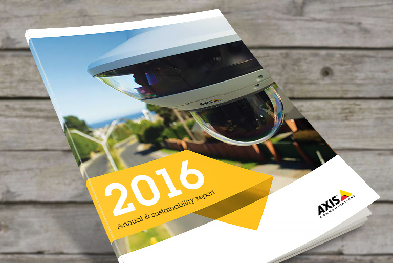 Annual and sustainability report 2106