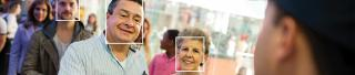 Banner - facial recognition