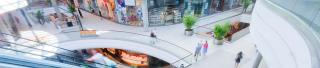 Department stores & shopping malls - banner