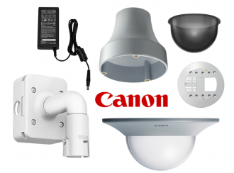 Canon accessories   Axis Communications