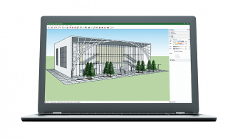 Axis plugin for Trimble® SketchUp® | Axis Communications