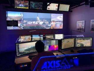 Вашингтон, округ Колумбия | Axis Communications