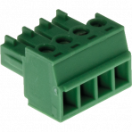 AXIS Connector A 4-pin 3.81 Straight