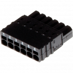AXIS Connector A 6-pin 2.5 Straight