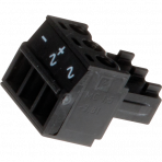 AXIS Connector A 3-pin 3.81 Straight