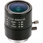 Manual Iris Varifocal Lens 2.4-6 mm