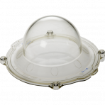 AXIS Q3517-SLVE Clear Dome, 2 pcs