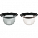 AXIS Q60-E/-C Clear/Smoked Domes