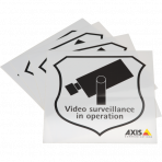 Surveillance Sticker