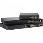 Serie de switches de red AXIS T85 PoE+
