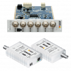 AXIS T864 PoE+ over Coax Series