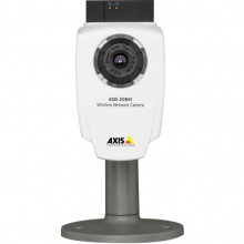 AXIS 206W Wireless Network Camera | Axis Communications
