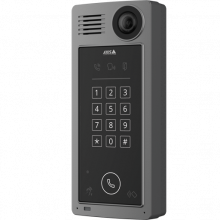 Network Door Stations Axis Communications