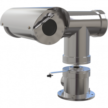 XP40-Q1765 Explosion-Protected PTZ Network Camera | Axis