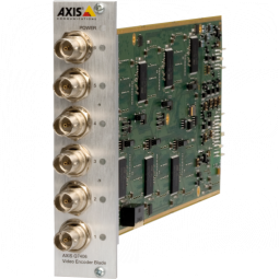 AXIS Q7406 Video Encoder Blade