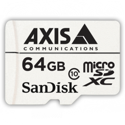 AXIS Surveillance Card 64 GB