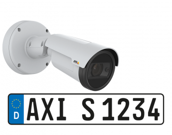 AXIS License Plate Verifier | Axis Communications
