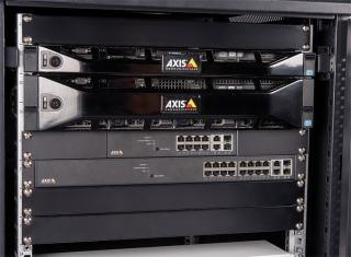 AXIS T8508 PoE+ Network Switch | Axis Communications