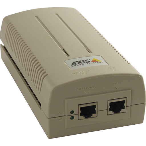 AXIS T8124 High-PoE 60 W Midspan 1-Port