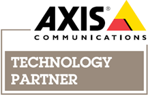 Axis relationship logotype - technology partner