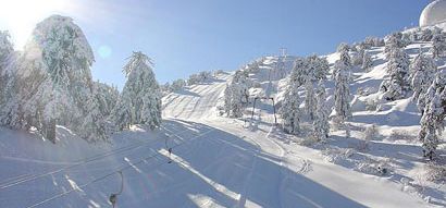 Troodos Webcam