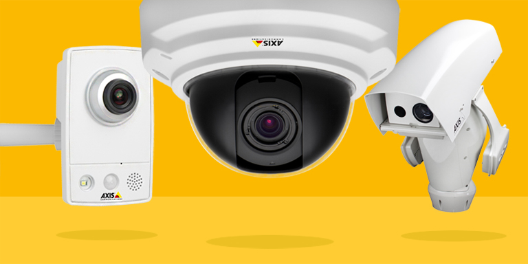 Axis Communications - Leader in network cameras and other IP ...